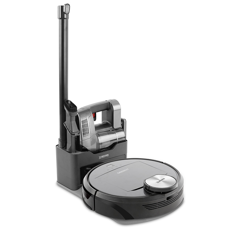 Deebot R98 Vacuum Cleaning Robot Ecovacs