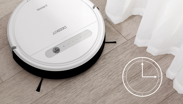 Deebot Ozmo 610 Vacuum Cleaning Robot Ecovacs